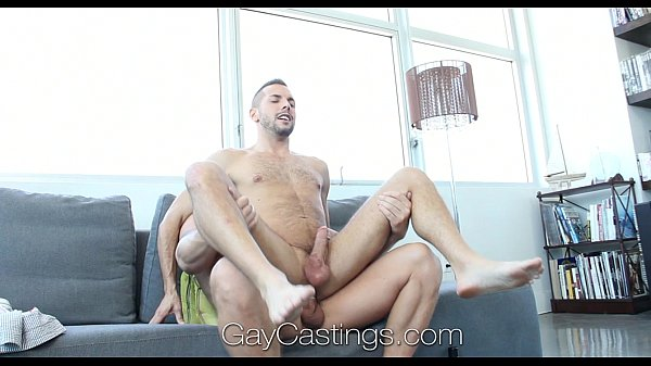 HD GayCastings – Bottom with great smile is fucked by agent